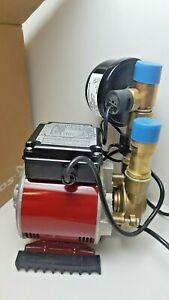 Grundfos SSN 2.0B 2 Bar Shower Hot Water Pump & Flange96787504