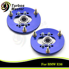 Camber Plates For BMW E36 Pillow Adjustable 318 325i 325is M3 Coilover Kits