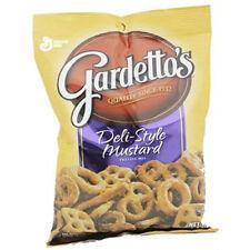 Gardettos Deli Style Mustard Pretzel 5.5 Oz Each ( 7 In A Pack )