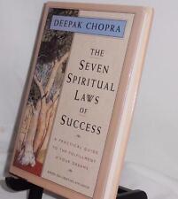 The Occult........The Seven Spiritual Laws of Success....Deepak Chopra