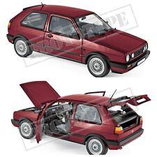 1/18 Norev VW Volkswagen Golf GTI 1990 Red Précommand Livraison Domicil Fin Juin