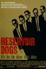 Reservoir Dogs Movie Poster Photo Print 8x10 11x17 16x20 22x28 24x36 27x40 B