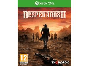 Xbox One Desperados III