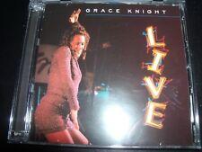 Grace Knight (Eurogliders) Live 2 CD - Like New