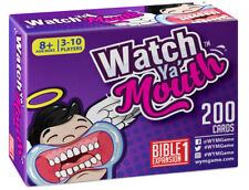 Watch Ya' Mouth BIBLE  Phrase Card Game Expansion #1