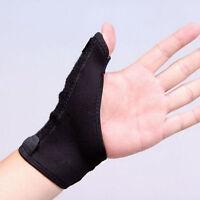 Thumbs mains tissu médicale Sport Poignet Spica Attelle Support Stabilisateur