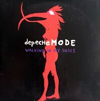 CD SINGLE DEPECHE MODE WALKING IN MY SHOES RARE CARDBOARD SLEEVE VOGUE 1993