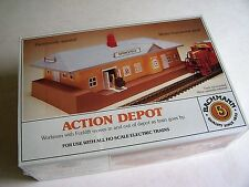 Bachmann 1432 Action Depot New In Box Sealed Ho Scale Lqqk