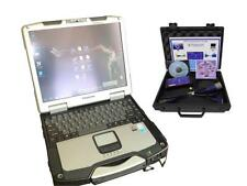 Universal Diesel Diagnostic Laptop Tool - CAT Cummins Detroit Volvo Mack & More