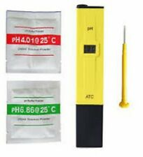 KTRACK pH Meter Soil Tester Acidity Acid  Pen Aquarium Pool Water