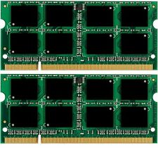 New 8GB 2x4GB PC2-6400 DDR2-800 800MHz 200pin Sodimm Laptop Memory