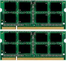 New 8GB 2x4GB PC2-6400 DDR2-800 800MHz 200pin Sodimm Laptop Memory