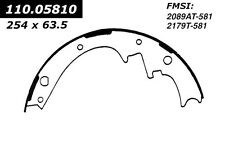 Centric Parts 111.05810 Brake Shoe Set