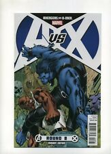 AVENGERS vs X-MEN #8 1:25 INCENTIVE VARIANT COVER