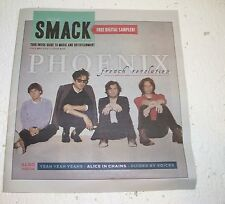 Smack Magazine May 2013 Phoenix French Revolution Alice In Chains