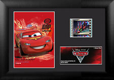 Film Cell Genuine 35mm Framed Matted Disney Pixar Cars 2 Lightning McQueen 5746