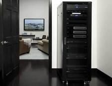 """Sanus CFR2136  70.5"""" Tall 36U AV Rack"""