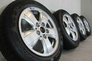 "NEW 15"" MINI F55 F56 F57 wheels, TPMS and matching Hankook tyres P/N: 6855101"