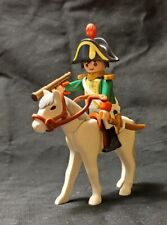 Playmobil - Mounted Napoleonic Officer (a)