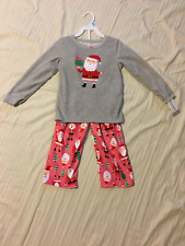852a20e3ab99 Carter s Girls  Long Sleeve Sleeve Pajama Set Sleepwear (Sizes 4 ...