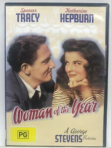 Woman of the Year - DVD - AusPost with Tracking