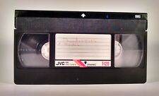 Thundercats and Movies VHS Cassette Home Dub Sold for Blank 80s VCR Tape