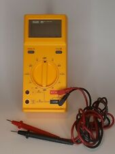 Fluke 25 Multimeter With Probes Tested And Working