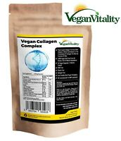 Vegan Collagen Supplement For Skin, Hair, Nails, Joints & Bones. 2 Months Supply