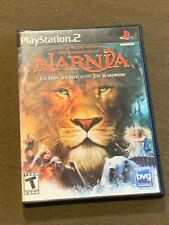 Sony PlayStation PS2 Narnia The Lion the Witch and Wardrobe Video Game Rated T