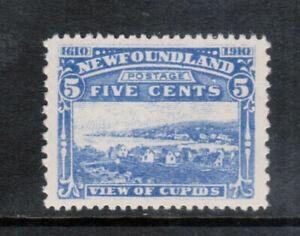 Newfoundland #91 Extra Fine Never Hinged Gem