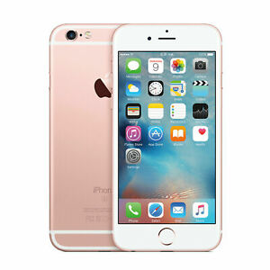 New Apple iPhone 6S 16GB 64GB 128GB Factory Unlocked 4G LTE Smartphone
