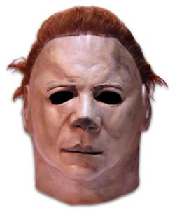 Halloween II Michael Myers Mask, Trick or Treat Studios - NEW