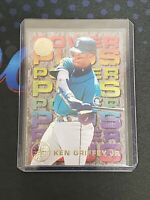 KEN GRIFFEY JR 1995 FLEER ULTRA GOLD MEDALLION EDITION POWER PLUS MARINERS