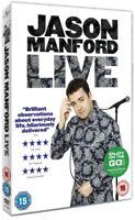 Jason Manford: Live 2011 DVD (2011) Jason Manford cert 15 ***NEW*** Great Value