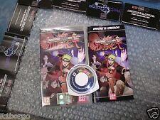 Naruto Shippuden Ultimate Ninja Impact PSP prima edizione