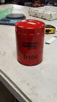 Engine Oil Filter BALDWIN B109