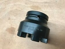 """1-1/2"""" Drive x 2-3/4"""" Hex Castellated Socket, PLB12 , Power House Tool Inc"""