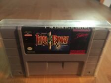 J.R.R. Tolkien's The Lord of the Rings, Vol. 1 (Super Nintendo Entertainment...