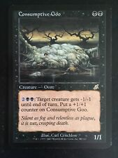 Consumptive Goo Foil ~ Lightly Played Scourge UltimateMTG Magic Black Card
