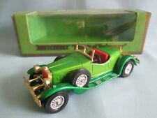 Matchbox Models of Yesteryear Y14-3 1931 Stutz Bearcat Car Boxed