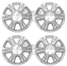 "18"" Chrome Wheel Skins Covers FOR 2016 2017 GMC Terrain SL / SLE / SLT"