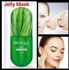 Pure Aloe Jelly Face Mask Collegen peeling Anti Ageing Wrinkle Alovera Mask