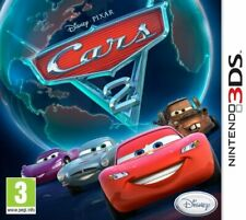3DS Cars 2 - Nintendo3DS