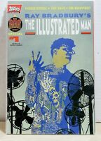 Topps Comics Ray Bradbury's The Illustrated Man 1 Special 1994 NM BAG N BOARDED!