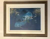 Don Ray Handsigned and Numbered Limited Edition Print 311/950