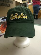 65b7481c50c trucker hat baseball cap CABELA S WORLD S FOREMOST OUTFITTER cool retro  vintage