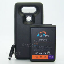 10900mAh Replacement Extended Battery with TPU Cover Case f AT&T LG V20 H910 USA