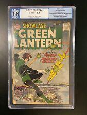Showcase #22 (1959) PGX 1.8 (Like CGC, CBCS) 1st Silver Age Green Lantern