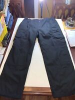 511 5.11 Tactical Black Cargo Trousers Pants Mens Hunting  42 x 30