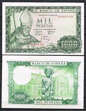 ESPAÑA -  BILLETE 1000 PESETAS 1965  Pick 151     MBC+   VF+